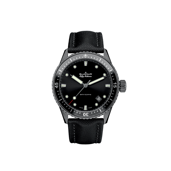 blancpain fifty-fathoms - Fifty Fathoms Bathyscaphe