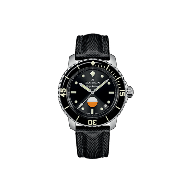blancpain fifty-fathoms - FIFTY FATHOMS AUTOMATIQUE