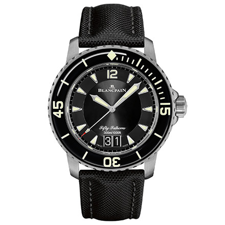 blancpain fifty-fathoms - AUTOMATIQUE GRANDE DATE