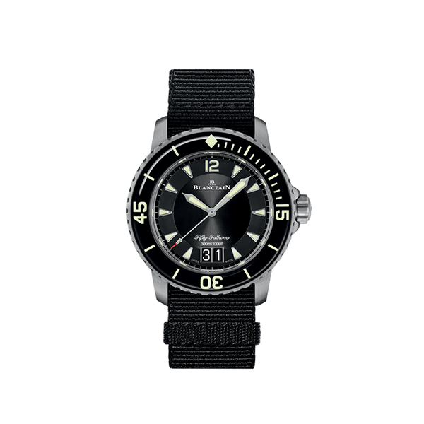 blancpain fifty-fathoms - Fifty Fathoms Grande date