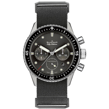 blancpain fifty-fathoms - BATHYSCAPHE CHRONOGRAPHE FLYBACK
