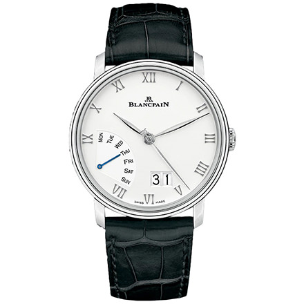 blancpain villeret - Grand Date Retrograde Day