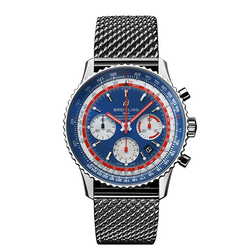 NAVITIMER 1 B01 CHRONOGRAPH 43 AIRLINE EDITION - PAN AM