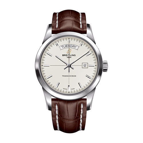 breitling transocean - TRANSOCEAN DAY & DATE