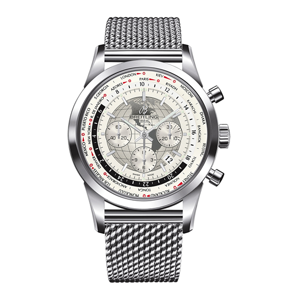 breitling transocean - Transocean Chronograph Unitime