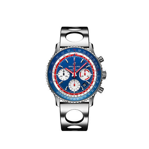 breitling navitimer - NAVITIMER 1 B01 CHRONOGRAPH 43 AIRLINE EDITION - PAN AM