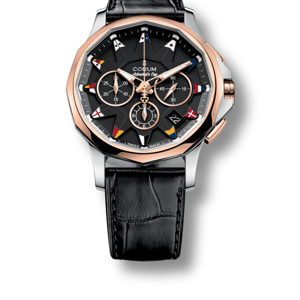 corum Legend 42 Chronograph