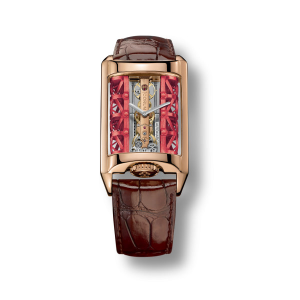 corum GOLDEN BRIDGE Stream Bridge Automatic