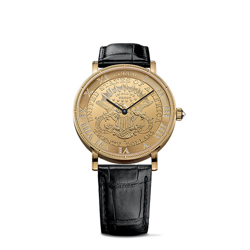 corum COIN WATCH