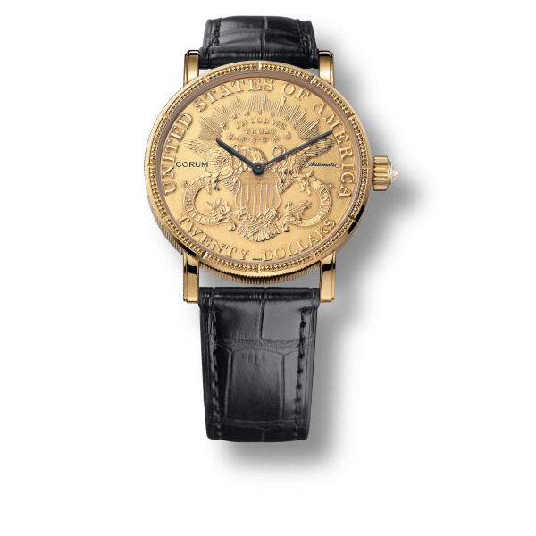 corum HERITAGE Coin Watch