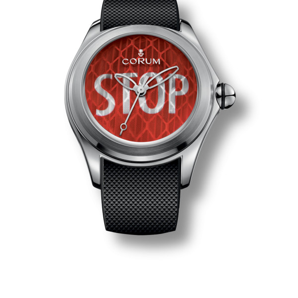 corum BUBBLE 47 Stop