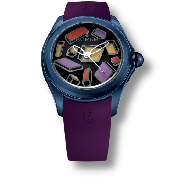 corum BUBBLE 47 Steve Aoki
