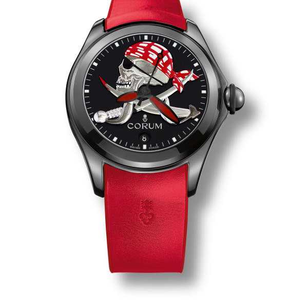 corum BUBBLE 47 Pirate