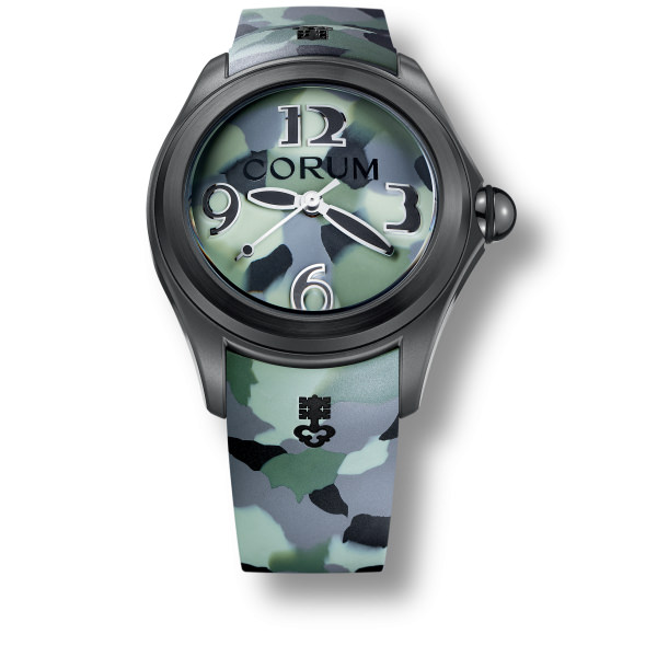 corum BUBBLE 47 Camouflage