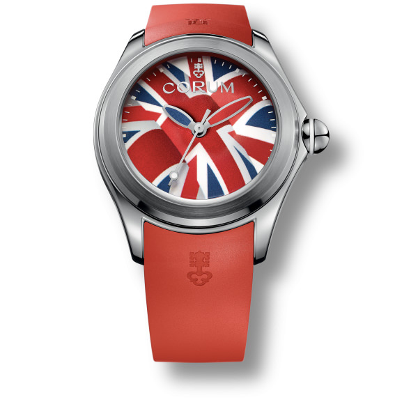 corum  BUBBLE 47 Flag
