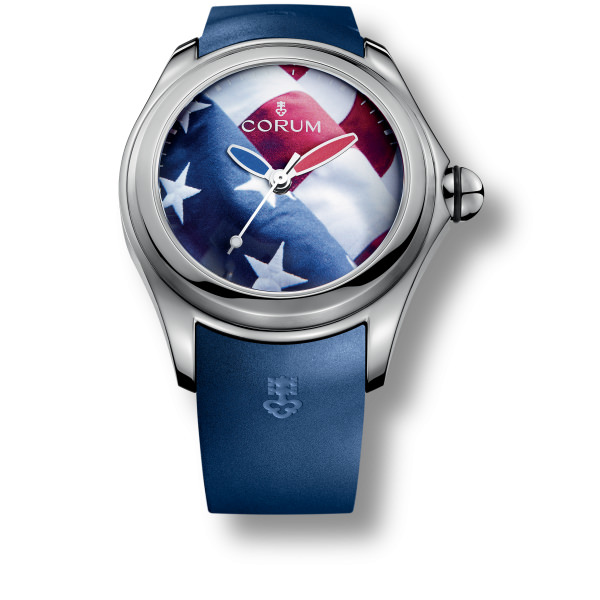corum BIG BUBBLE 52 Flag