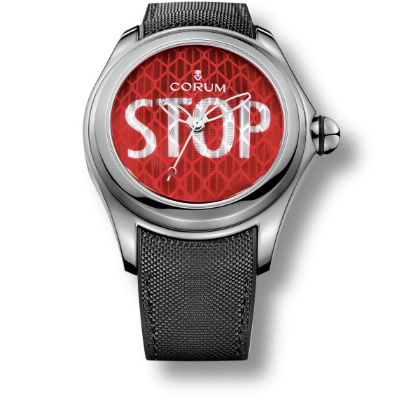 corum BIG BUBBLE 52 Stop