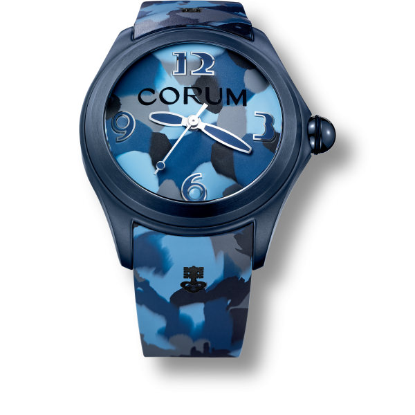 corum BIG BUBBLE 52 Camouflage