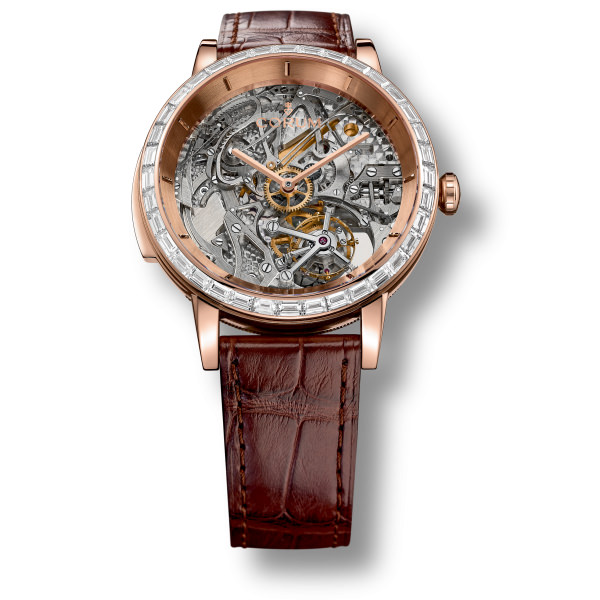 corum HERITAGE Minute Repeater Tourbillon