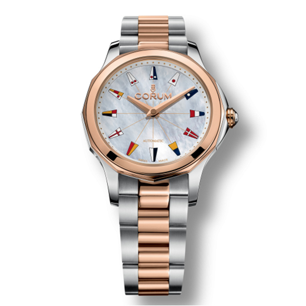 corum admiral legend 32 oro rosa
