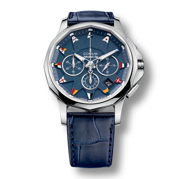 corum admiral legend 42 chronograph