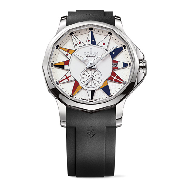 corum admiral legend 42 nero