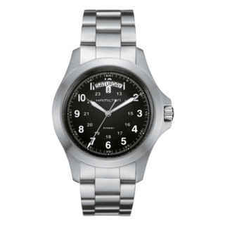 hamilton khaki-field - King Quartz