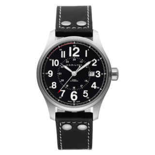 hamilton khaki-field - Officer Auto