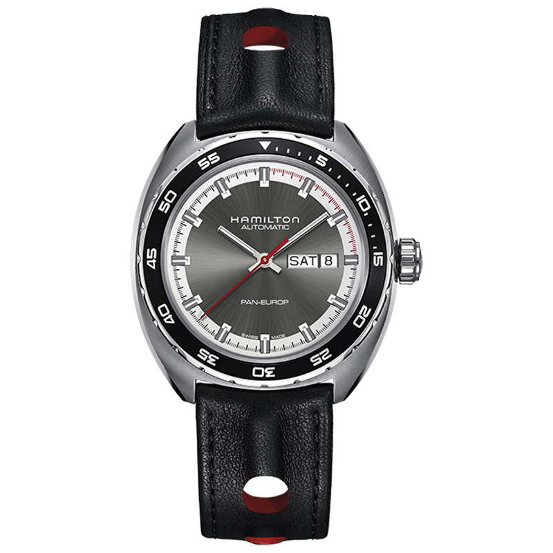 hamilton american-classic - PAN EUROP DAY DATE AUTO
