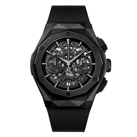 hublot CLASSIC FUSION AEROFUSION CHRONOGRAPH ORLINSKI ALL BLACK 45 mm