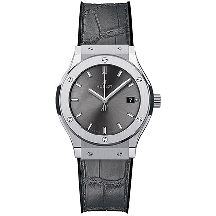 hublot TITANIUM RACING GREY