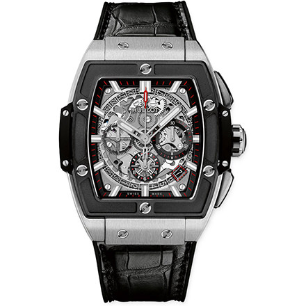 hublot TITANIUM CERAMIC 42 mm