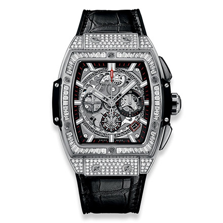 hublot HUBLOT SPIRIT OF BIG BANG 42 MM CRONOGRAFO