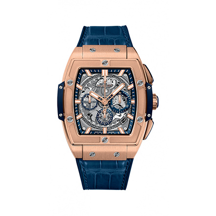 hublot KING GOLD BLUE 42 mm