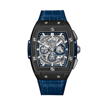 hublot CERAMIC BLUE 42 mm