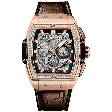 hublot KING GOLD DIAMONDS 42 mm