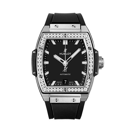 hublot TITANIUM DIAMONDS 39 mm