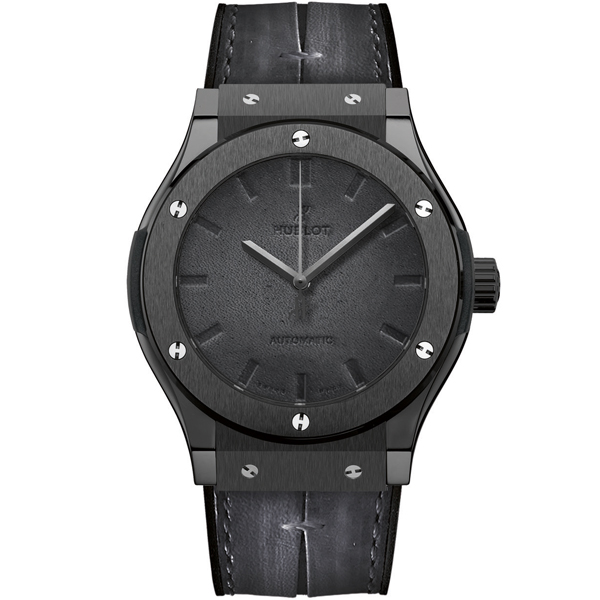 hublot Berluti All Black