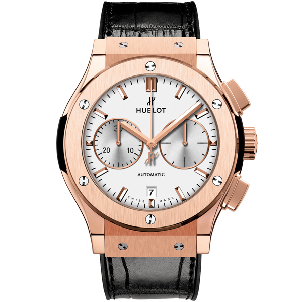 hublot Chronograph King Gold Opalin