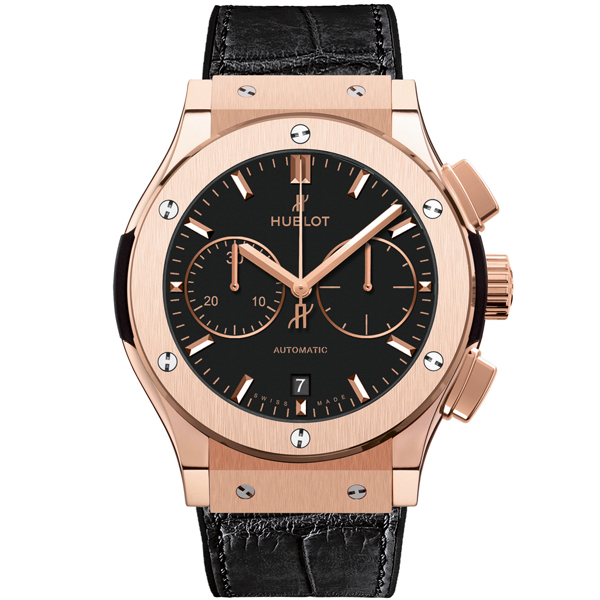hublot Chronograph King Gold