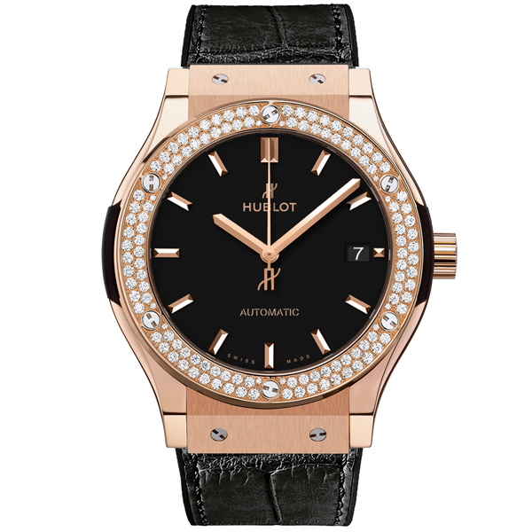 hublot King Gold Diamonds
