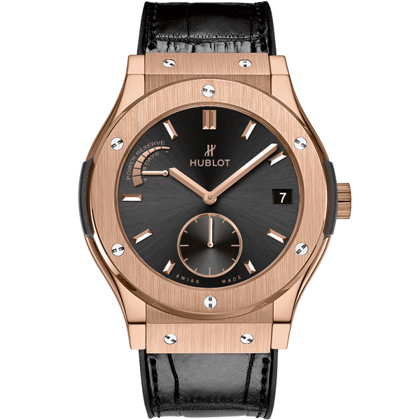 hublot Power Reserve King Gold