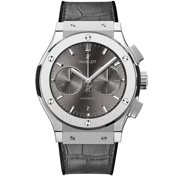 hublot Racing Grey Chronograph Titanium
