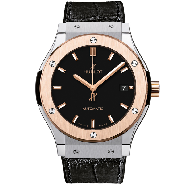 hublot Titanium King Gold