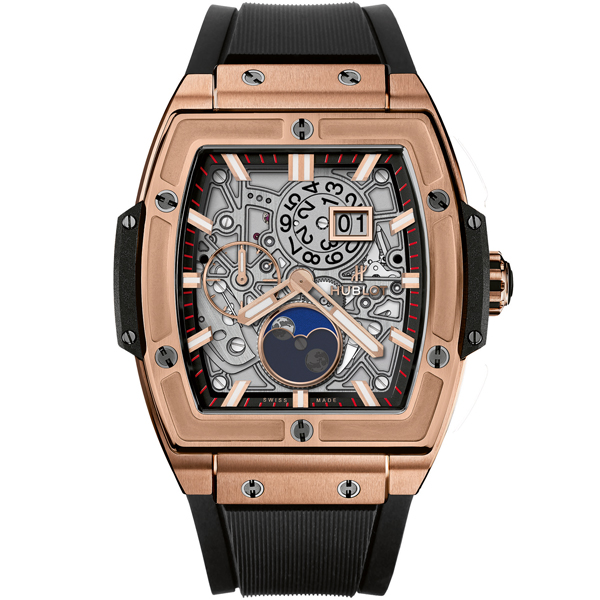 hublot Moonphase King Gold