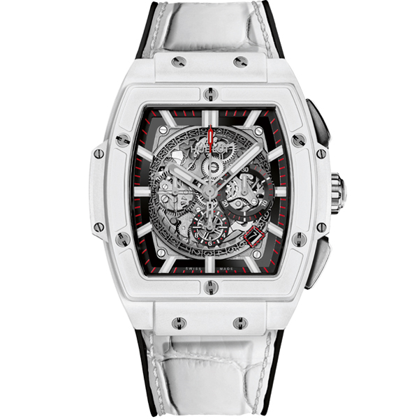 hublot White Ceramic