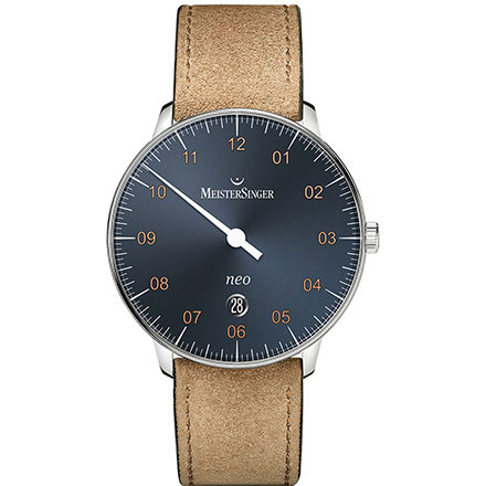 Orologi Linea meistersinger form and style