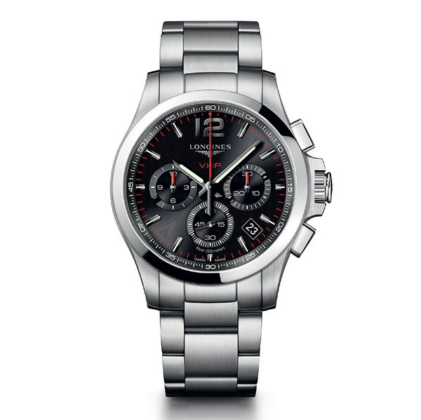 longines conquest-vhp - 42 mm quarzo