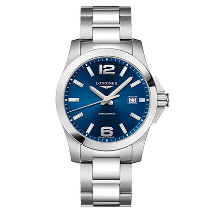 longines conquest - CONQUEST 41 MM