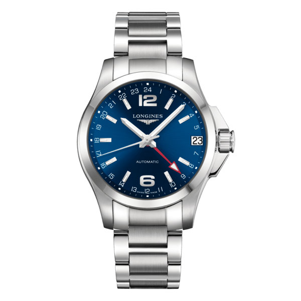longines conquest - 41.00 mm